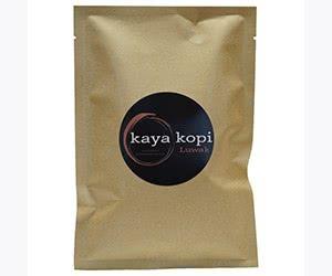 Free Kaya Kopi Luwak Coffee Sample