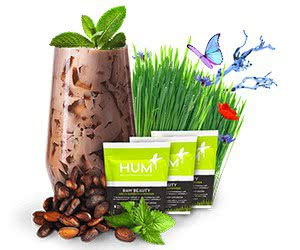 Free 3-Day Hum Raw Beauty Supply
