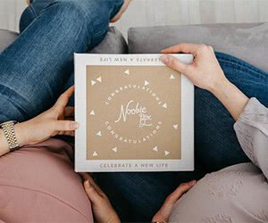 Free Noobie Pregnancy Gift Box