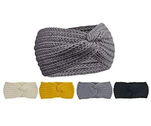 Free Knitted Headband