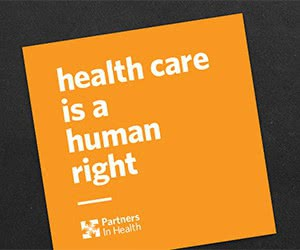 "Free ""Health Care Is A Human Right"" Sticker"