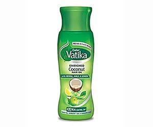 Free Dabur Vatika Hair Oil