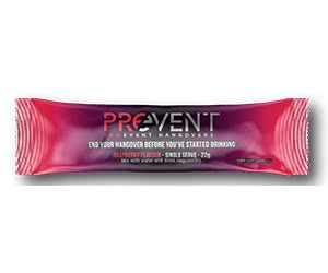 Free PreEvent Natural Recovery Drink Sachet Sample