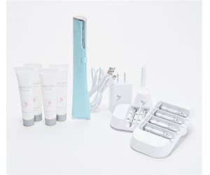 Free DermaFlash Exfoliating Facial Treatment Sample