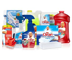 Free Mr. Clean Samples