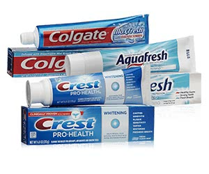 Free Toothpaste Samples