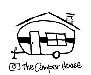 Free The Camper House Sticker