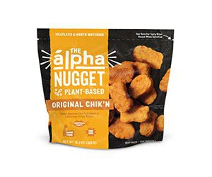 Free Plant-Based Alpha Nuggets Sample Pack
