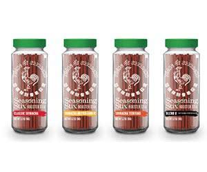 Free Sriracha Seasoning Rooster Stix Sample