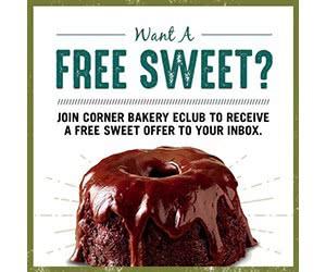 Free Corner Bakery Chocolate Bundt Cake