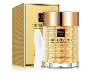 Free 24K Pure Gold Moisturizing Hydra Eye Cream Sample