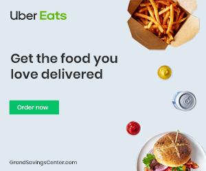Free $100 Uber Eats Gift Card