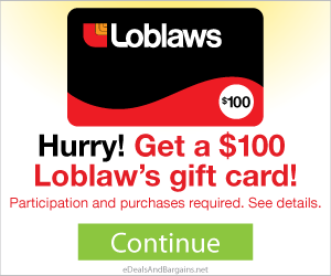 Free $100 Grocery Gift Card