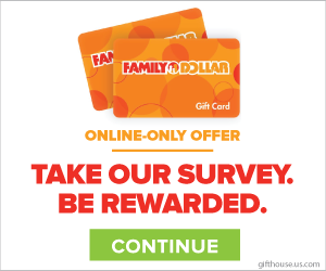 Free $100 Family Dollar Gift Card
