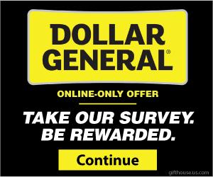 Free $100 Dollar General Gift Card