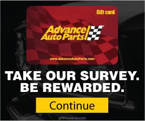 Free $150 Advance Auto Parts Gift Card