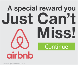Free $250 Airbnb Gift Card