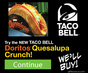 Free $25 Taco Bell Gift Card