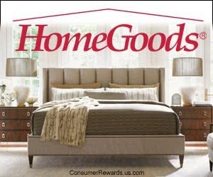 Free $100 HomeGoods Gift Card