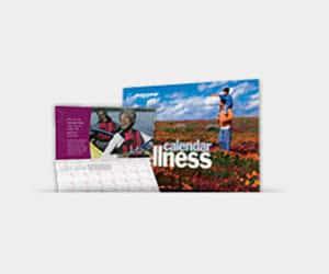 Free 2021 Hope Health Calendar