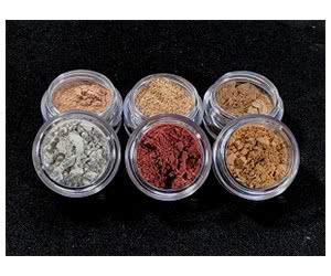 Free Ocean Mist Mineral Makeup Sampler Kit