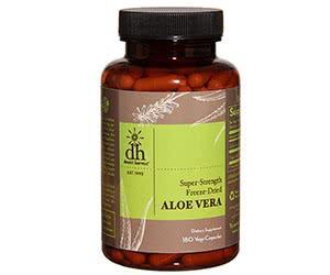 Free Desert Harvest Aloe Vera Capsules For Bladder Syndrome