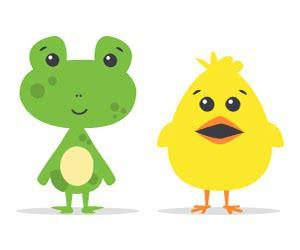 Free PETA Kids Stickers