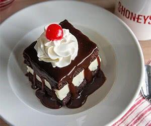 Free Shoney's Hot Fudge Cake On Your Birthday