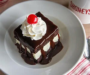 Free Shoney's Hot Fudge Cake On Your Birthday
