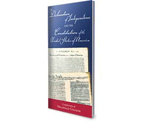 Free Constitution And Declaration Of Independence Pocket Copy