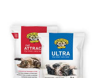 Free Dr. Elsey's Cats Litter Bag