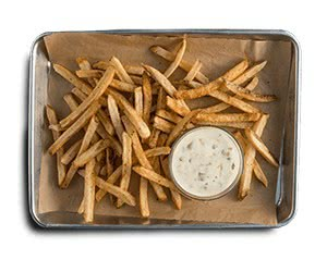 Free MOOYAH Personal Fries