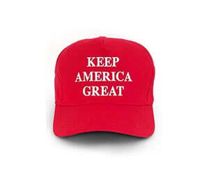 Free Keep America Great Hat