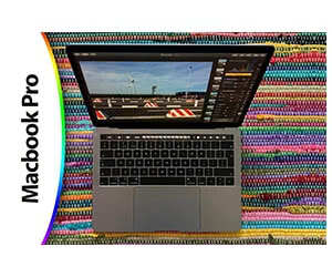 Free Apple MacBook Pro with Touch Bar
