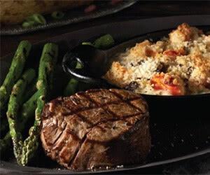 Free Black Angus Steakhouse Dessert + Steak Dinner On Your Birthday