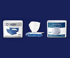 Free NorthShore Incontinence Underwear, Pads, Briefs And More