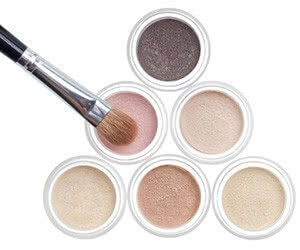 Free Mineral Silk Eyeshadows Sample Pack