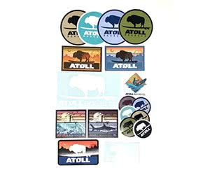 Free Atoll Board Epic Sticker Pack