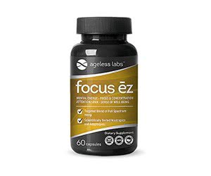 Free Ageless Labs Focus EZ