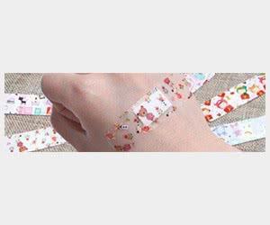 Free Kids Adhesive Hemostasis Bandages