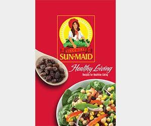 Free Sun-Maid Recipe Booklet