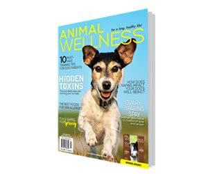 Free 1 Year Digital Subscription to Animal Wellness Magazine