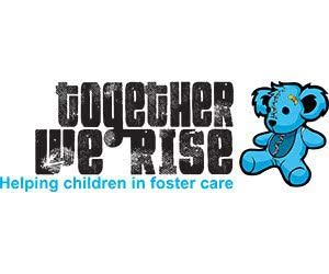 "Free ""Together We Rise"" Sticker"