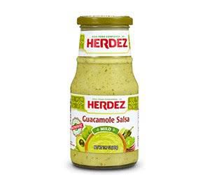 Free Herdez Salsa Sampling Box