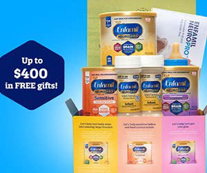 Free Enfamil Formula Samples, Belly Badges, Coupons, Tips And More