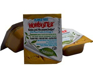 Free WowButter Peanut-Free Organic Butter Sample
