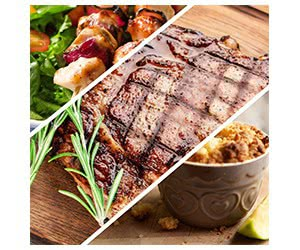 Free Blue Ribbon Foods Chef's Mixed Grill Package