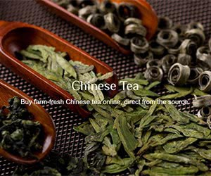 Free Teasenz Chinese Tea Samples