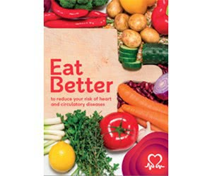 "Free ""Eat Better"" Printed Booklet"