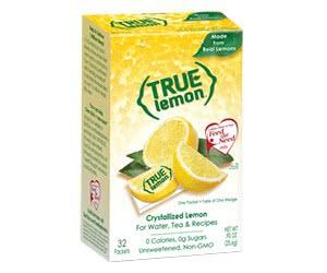 Free True Citrus Beverages Samples